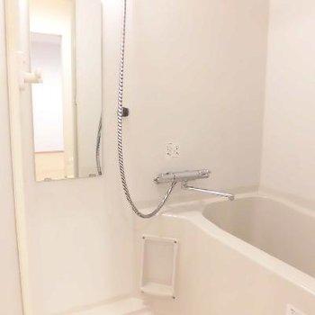 お風呂もすっきり※写真は別部屋