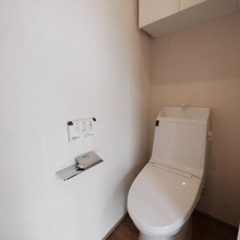 トイレはウォシュレットつき♪