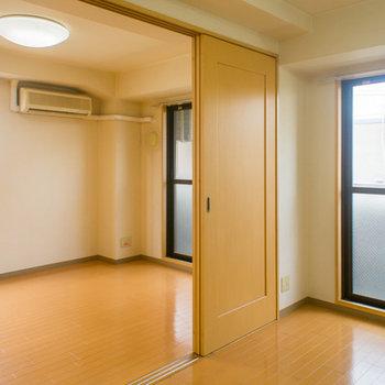 開放感!キッチンからの眺めです。