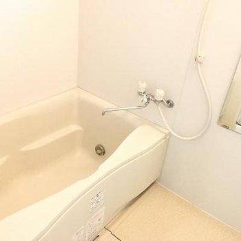 お風呂の広さも申し分ないですね♪