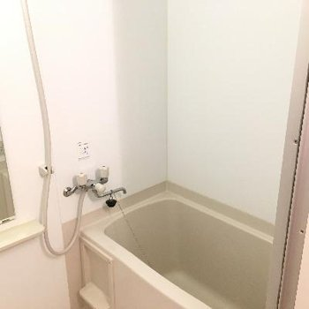 バスルーム。追焚きはありませんでした!