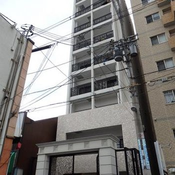 西洋風のオシャレな建物!!