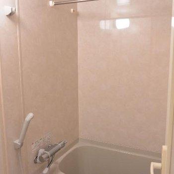 しっかりお風呂※画像はクリーニング前のものです