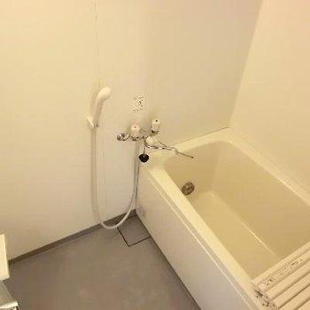 お風呂はびっくりするほど普通でした。