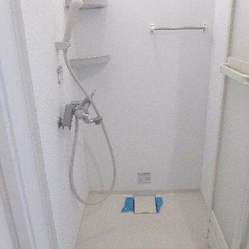 シャワールームのみです。