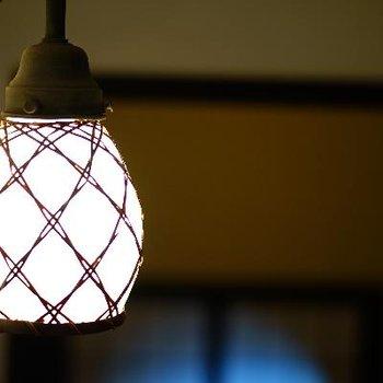 照明がいちいち可愛いんだ。