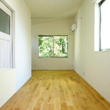 シンプルで爽やかなお部屋!