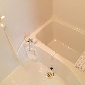 お風呂は可もなく不可もなく。