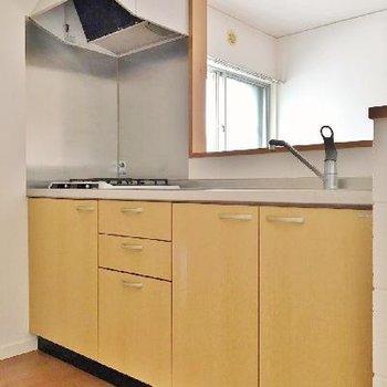 キッチンの設備も上々◎お料理が楽しくなりますね♪