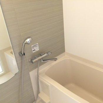 乾燥機能付きの浴室です