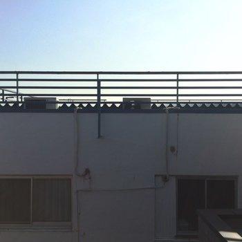 6階からの眺めはこちらです