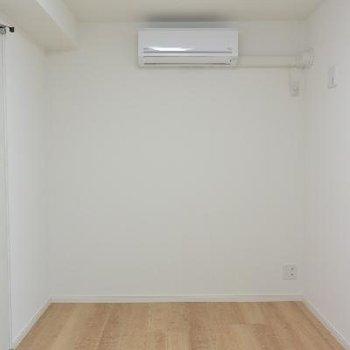 洋室2、エアコン完備