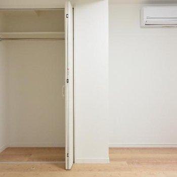 3F、洋室1。こちらにもクローゼットが