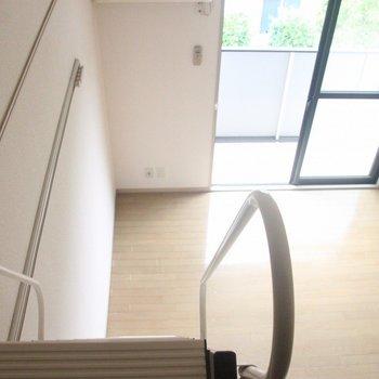 見晴らし最高!※2階別部屋同間取りの写真です。