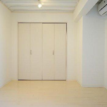 シンプルで使いやすいお部屋♪