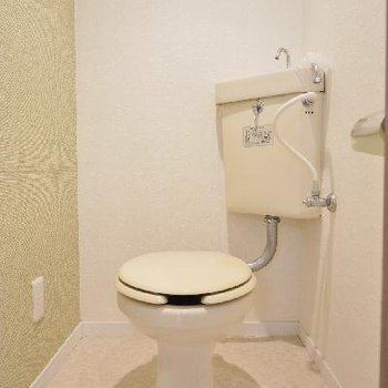 トイレも普通なんだな。