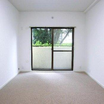 洋室7帖:絨毯です。