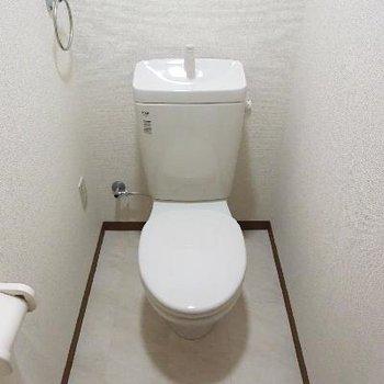 個室のトイレは嬉しすぎる。