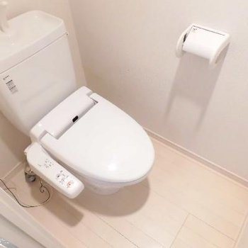 トイレはちゃんと個室