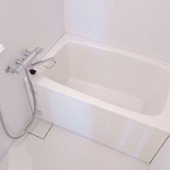 お風呂だってピカピカです。