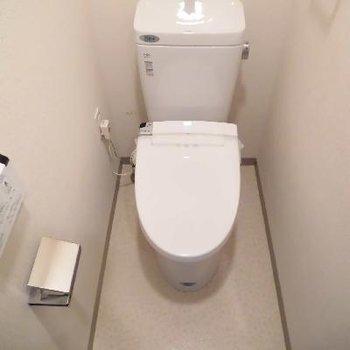 個室トイレって良いですね