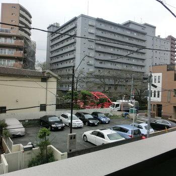閑静な住宅街※写真は2階の同間取り別部屋のものです