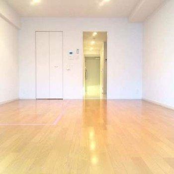横幅は広めのお部屋※写真は現状