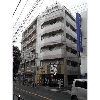 京成高砂1分マンション