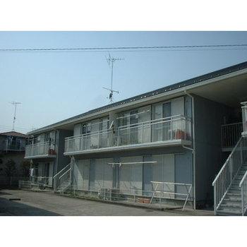 綱島15分アパート