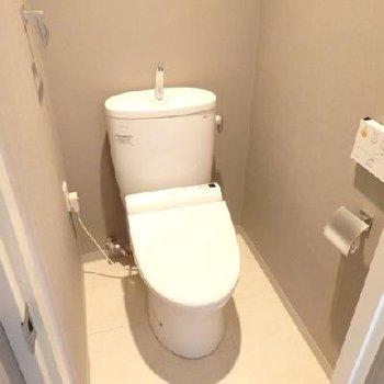 2階ののトイレです。