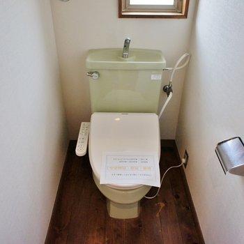 そしてトイレも
