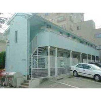 武蔵小金井8分アパート