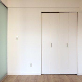 もう1つの洋室です※写真は3階の同間取り別部屋のものです