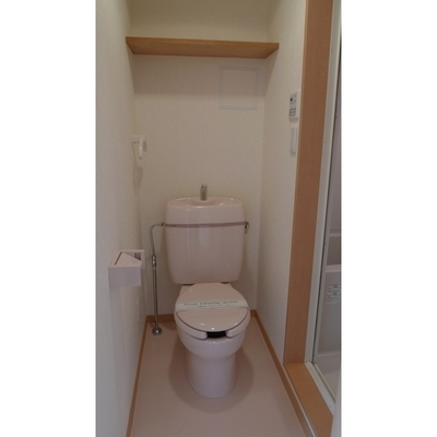 トイレとっても綺麗