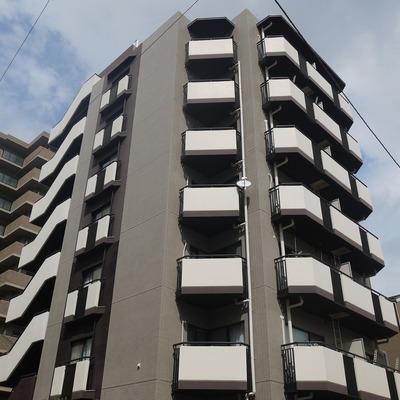 しっかりとした造りのマンションタイプ。