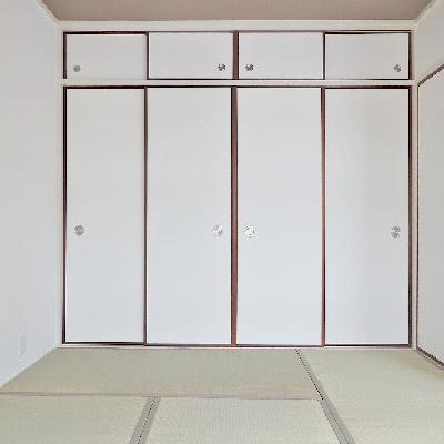 安心してください、和室もあります!