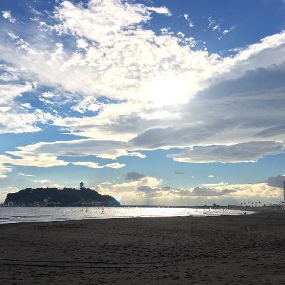 鎌倉の海を我が物に!※ビーチは徒歩圏内で、お部屋から見えるわけではございません
