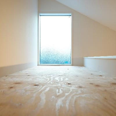 ロフトは無垢の床が◎