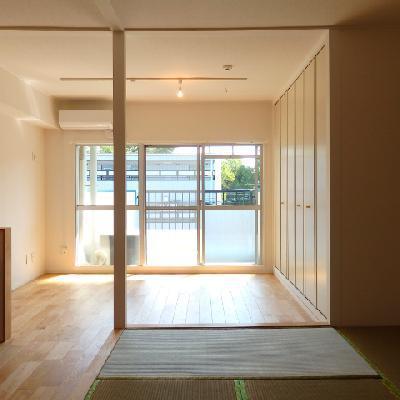 無垢✕和室のコラボプランが完成!