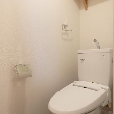 トイレ、ウォシュレット変えました