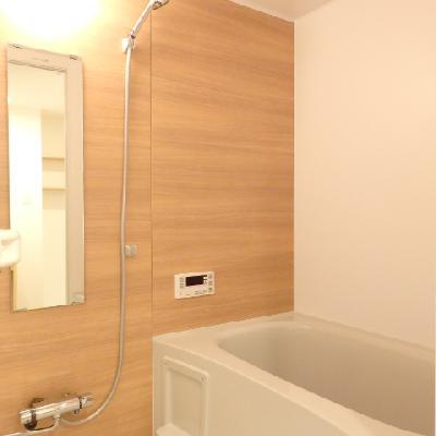 お風呂も1216サイズの新品に変えました!(追焚付き)※写真は前回募集時のものです