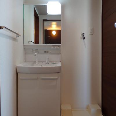 独立洗面台です ※写真は別部屋