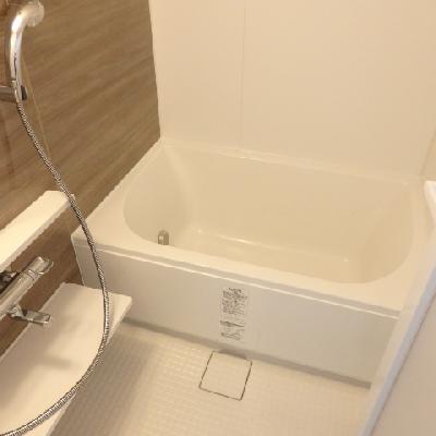 お風呂もピカピカ♪