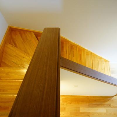 この階段がまるで一軒家♪