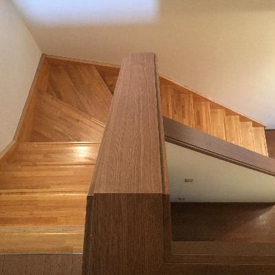 階段はそのままに可愛いでしょう