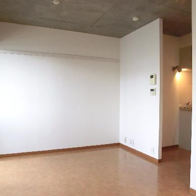 キッチンとお部屋は繋がています。