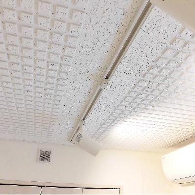天井が可愛いんです