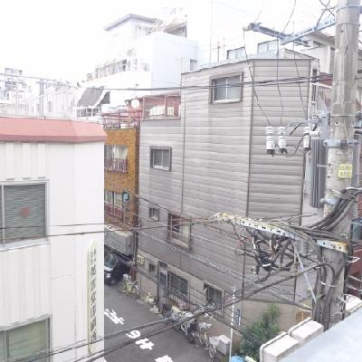 4階の眺望です。