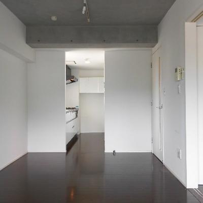 キッチンは半個室