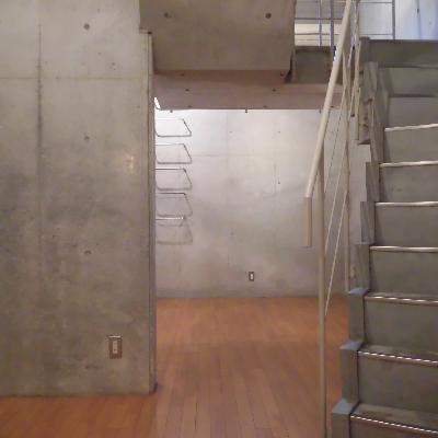 地下室も広々